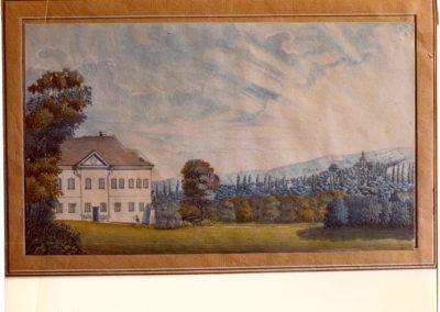 Dobová malba _ 18.st.