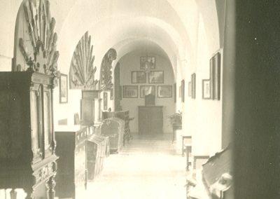 Jižní chodba_19. st.